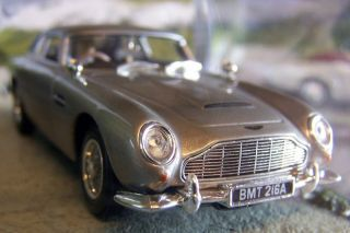 007 James Bond Aston Martin DB5 1 43 Car Model Goldfinger Hill Scene 1964 Boxed