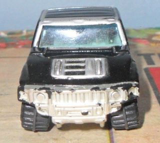 Hot Wheels Hummer H3T Diecast 1 18 Model Exclusive Vehicle Metal Collection
