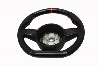 Lamborghini Gallardo 03 06 Carbon Sport Steering Wheel Orange