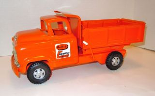 Buddy L GMC Dump Truck Custom w Original Parts Nice Late 50'S