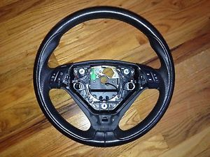 Volvo S60R V70R Steering Wheel Black Leather Wo Airbag R Type RARE