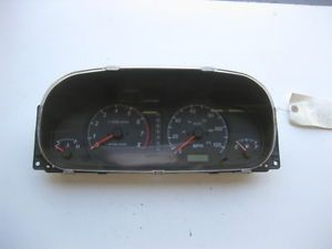 2000 2001 2002 Isuzu Rodeo Honda Passport Instrument Cluster Speedometer Gauge
