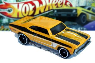 Hot Wheels Street Race Racing Kits Series '68 Chevy Nov