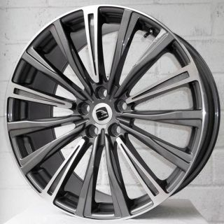 Range Rover Wheels 22