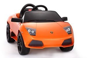 Lamborghini Baby Kids Ride on Power Wheels Battery Toy Car  Remote Control