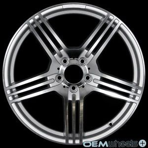 "18"" Silver Polish Wheels Fits Mercedes Benz AMG ML320 ML430 ML500 ML55 W163 Rims"