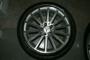 2003 2008 Mercedes Benz SL55 SL65 AMG Wheels and Tires Set Wholesale