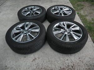 "20"" Jeep Grand Cherokee Dodge Durango Used Wheels Rims Tires"