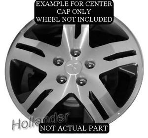 2004 Mitsubishi Endeavor Wheel Center Cap Only 938092