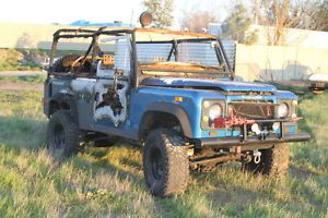 Land Rover Defender Parts Project Truck Rock Crawler