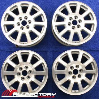 "Buick Terraza 17"" 2006 06 Factory Wheels Rims Set 4 Four CNCS 4011"