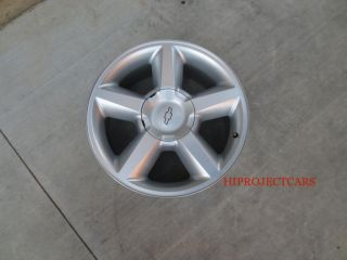 Factory Chevy Tahoe Silverado 20'' Wheels Rims GMC 17 18
