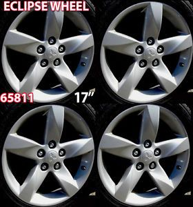 "17"" Mitsubishi Eclipse Wheels Rims galant Diamante 65811 Set of 4"