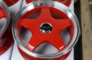 "15"" Kudo Wheels Rims Toyota Corolla Echo MR2 Tercel Yaris Accent Escort Cobalt"