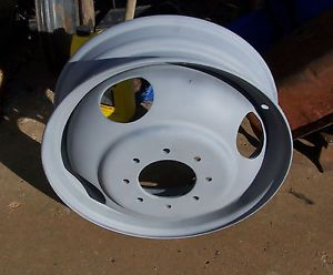 "19 5 x 5"" 8 Lug KH Dual Wheel Chevy GMC 8 Hole Wheel"