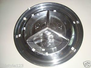 1956 Oldsmobile Fiesta Spinner Hubcap Wheel Cover 15""