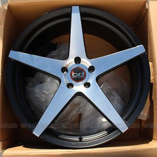 "22"" Wheels Rims Fit Land Range Rover HSE Turbo BMW x5 x6 4 5 Spoke Concave"