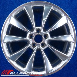"Ford Flex 20"" 2012 Factory Wheel Rim Polished 3824"