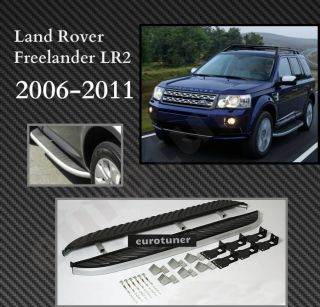 06 11 Land Rover Freelander LR2 OE Style Running Board Side Step Bars