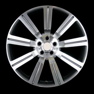 "20"" Land Rover Stormer Style Wheels 5x120 50mm Rims Fit Land Rover LR3 SE V6 V8"
