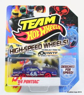 Hot Wheels High Speed Wheels Fiesta Mustang Pontiac More Toy Cars 1 64 Scale