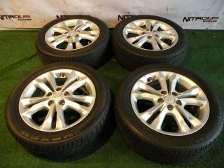 "17"" Factory Kia Optima Wheels Forte Soul Hyundai Genesis Sonata Tires"