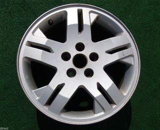 Genuine Original Factory Mitsubishi Endeavor 17 inch Painted Fin Wheel 65791