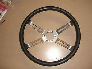 Buick w 30 Hurst Oldsmobile 442 Orig 4 Spoke Rally Steering Wheel GM 9751836