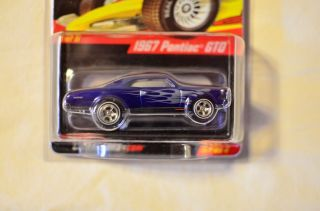 Hot Wheels 2004 Real Riders 1967 Pontiac GTO