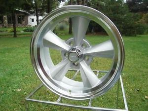 675 Ridler Racing Hot Rod Mucslecar Chevy Buick Olds Pontiac 15x7 Wheels New