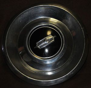 1966 Oldsmobile Toronado Chrome Wheel Hubcap Hub Cap Wheel Cover Center