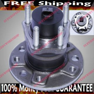 Rear Wheel Hub Bearing for 00 05 08 09 Saab 9 5 SE Sedan Wagon 4D 3 0L DOHC 5LUG