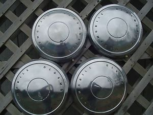 Oldsmobile Olds Delta Cutlass Toronado Poverty Hubcaps Wheel Covers Center Caps