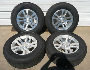 Silverado Wheels Tires 18