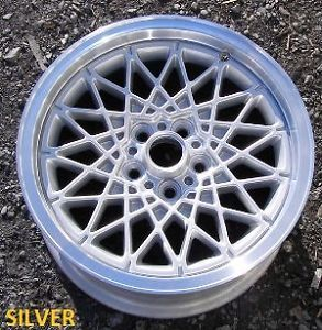 "Pontiac Fiero 15x7"" Wheels Rims Set 1463"