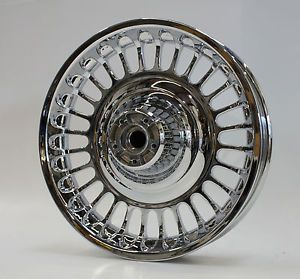 Harley 28 Spoke Chrome Wheel