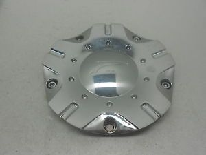 Ultra Platinum Custom Wheel Center Cap Chrome Finish 51212085F 1 89 9083