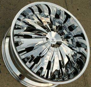 Dodge Magnum AWD Wheels