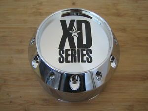 KMC XD 779 Badlands 786 Balzac 795 Hoss Chrome Wheel Rim Center Cap 905K106