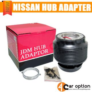 Nissan 300zx 90 96 Pulsar 87 90 JDM Sty Boss Kit Steering Wheel Hub Adapter