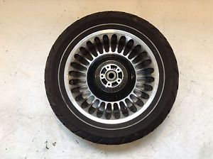 Harley Davidson Road King Glide Electra Ultra Rear Wheel Rim Tire Hub