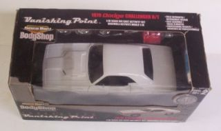 Vanishing Point 1970 Dodge Challenger R T Ertl Mopar 1 18 Le Diecast Car Kit