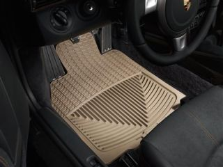 Weathertech® All Weather Floor Mats Porsche® Boxster 2005 2014 Tan
