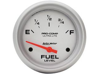 Auto Meter 4414 Ultra Lite Fuel Level Gauge