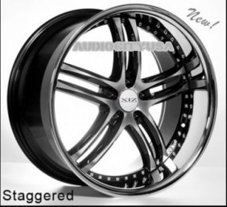 "20"" x15 BM for BMW Wheels Staggered Rims 1 3 5 6 7 Series M3 M4 M5 M6 x3 X5"