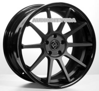 "22"" Giovanna Lindos Black for Mercedes Benz Wheels Rims s CL GL AMG ml GL"