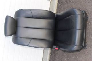 03 07 Nissan Murano Black Leather Driver Seat Side Airbag Yes Memory Seat Track