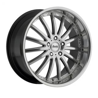 "18"" Staggered Advanti Afoso Wheel Fit Audi TT A3 VW GTI"