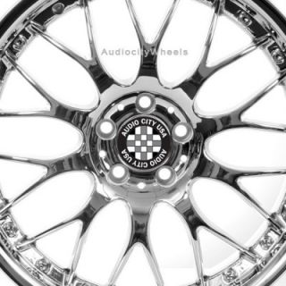 19 inch for Mercedes Benz G1 Chrome Wheels Rims E C CLK SL CL S