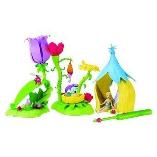 Playmates Disney Fairies Tinker Bell and Friends Take Flight Playset Toys & Games